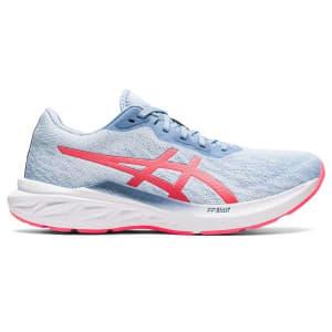 Asics DynaBlast 2 - Womens Running Shoes - Mist/Blazing Coral