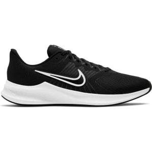 Nike Downshifter 11 - Mens Running Shoes - Black/White/Dark Smoke Grey