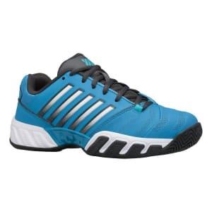 K-Swiss Bigshot Light 4 Kids Tennis Shoes - Swedish Blue/Dark Shadow