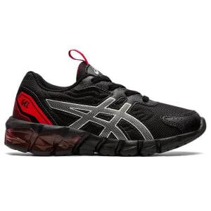 Asics Gel Quantum 90 PS - Kids Sneakers - Black/Classic Red