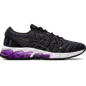 Asics Gel Quantum 180 5 - Womens Sneakers - Black/Graphite Grey