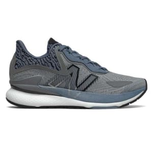 New Balance FuelCell Lerato Womens Running Shoes - Grey/Bleached Lime Glo