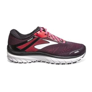 Brooks Defyance 11 - Womens Running Shoes - Black/Pink
