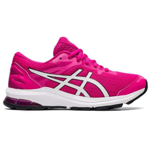 Asics GT-1000 10 GS - Kids Running Shoes - Pink Rave/White