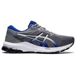 Asics GT-1000 10 - Mens Running Shoes - Sheet Rock/Monaco Blue