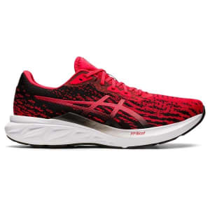 Asics DynaBlast 2 - Mens Running Shoes - Electric Red/Black