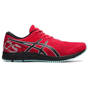 Asics Gel DS Trainer 26 - Mens Running Shoes - Electric Red/Black