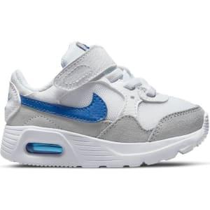 Nike Air Max SC TDV - Toddler Sneakers - White/Game Royal/Wolf Grey