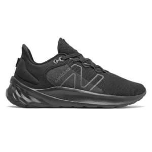 New Balance Fresh Foam Roav v2 - Womens Sneakers - Triple Black