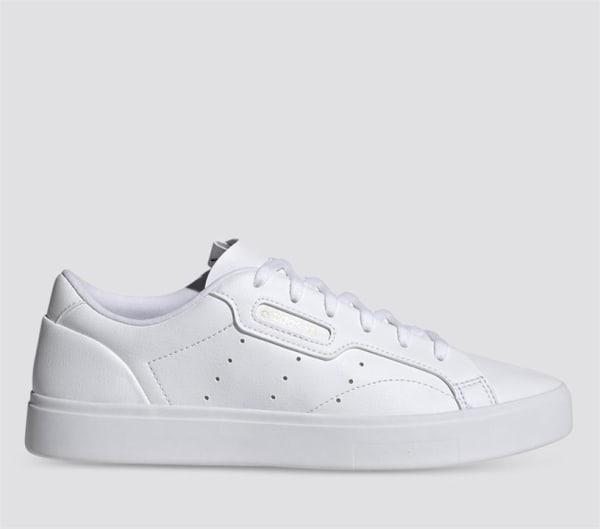 Adidas Adidas Womens Sleek Sustainable Ftwr White