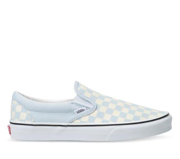 Vans Vans Classic Slip-On Checkerboard Ballad Blue