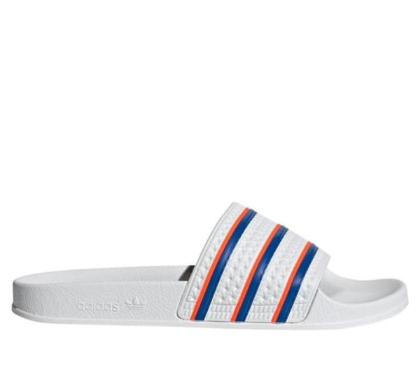 Adidas Adidas Mens Adilette Ftwr White