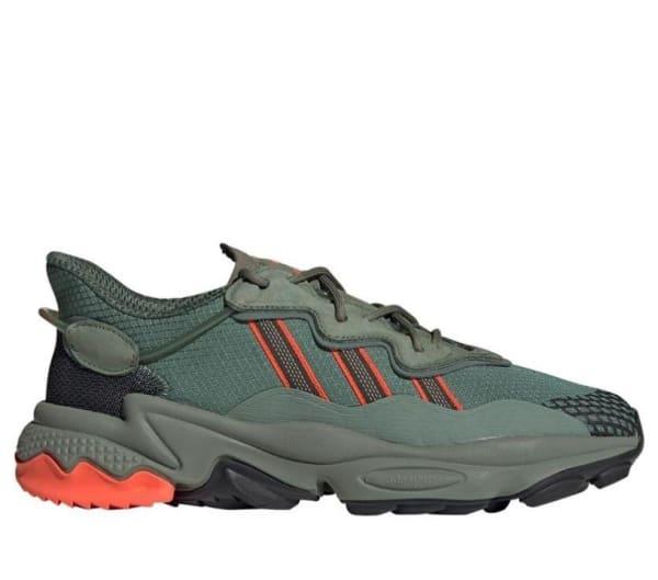 Adidas Adidas Mens Ozweego TR Trace Green