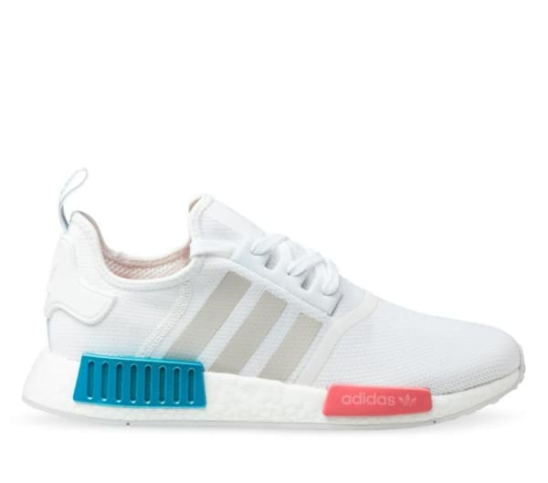 Adidas Adidas Womens NMD_R1 Ftwr White