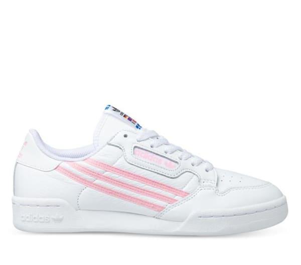 Adidas Adidas Womens Continental 80 Ftwr White