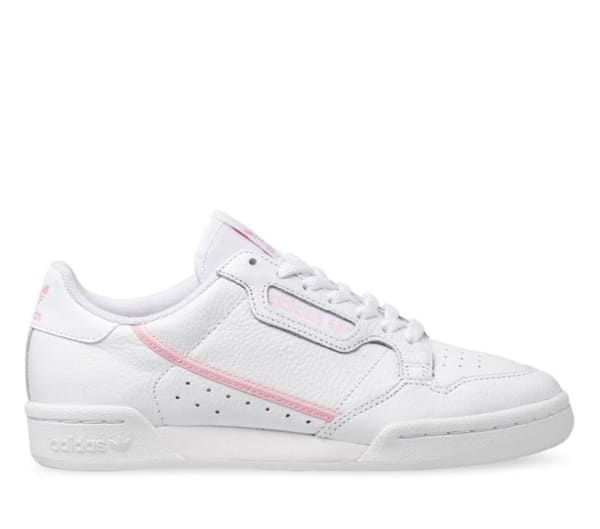 Adidas Adidas Womens Continental 80 White