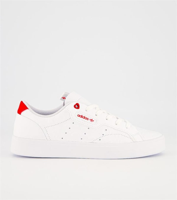 Adidas Adidas Womens Sleek Ftwr White