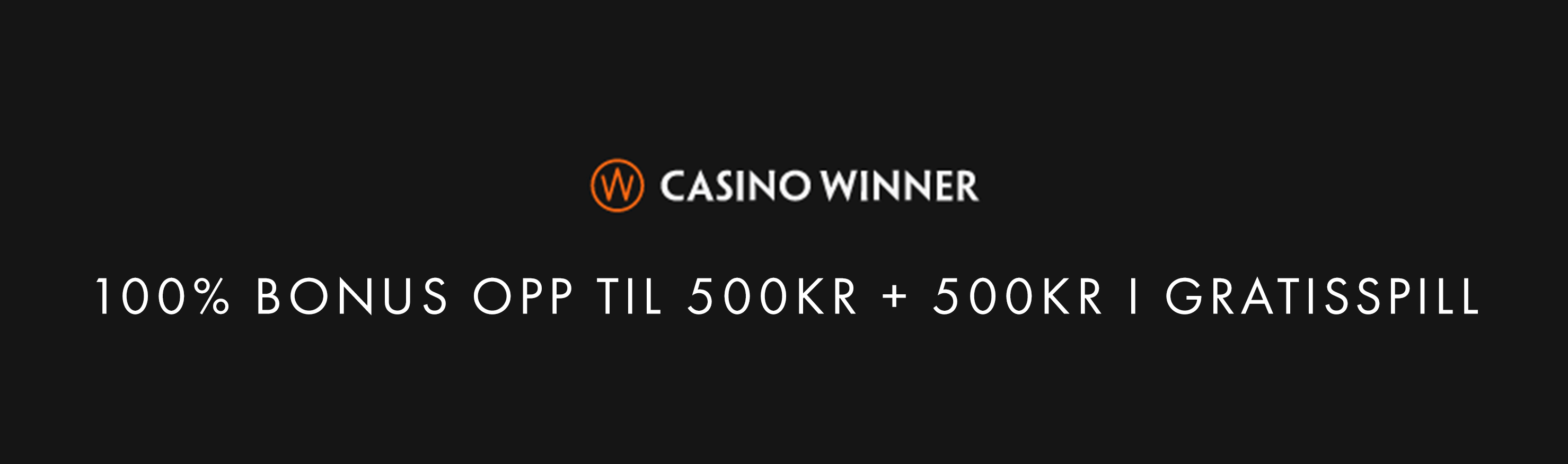 Casino Winner oddsbonus