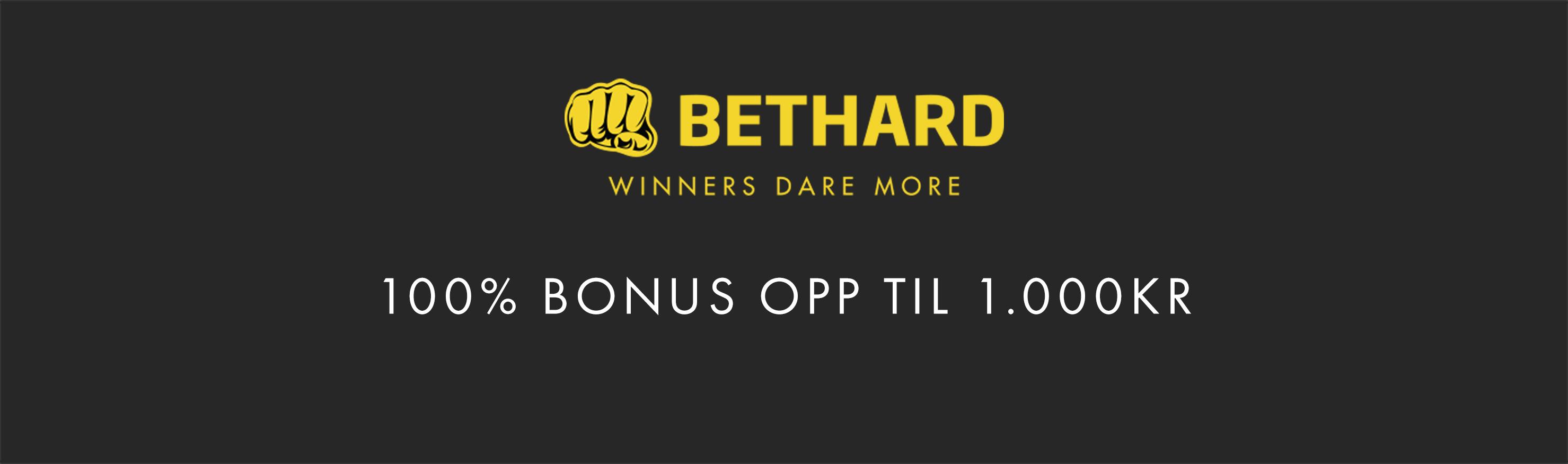 Bethard oddsbonus