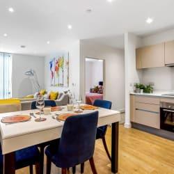Apartment 147 Dining Area