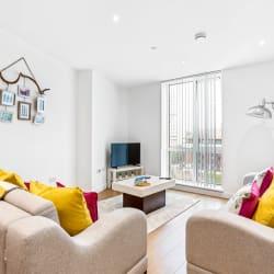 Apartment 147 Sitting Area