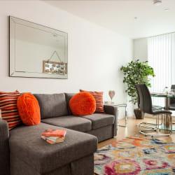 Common Sitting Area Apartment 119