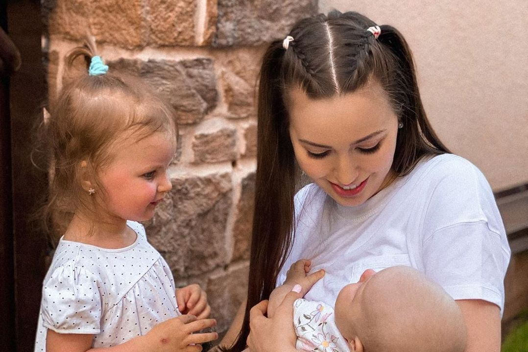 Анастасия Костенко с детьми переезжает в Татарстан