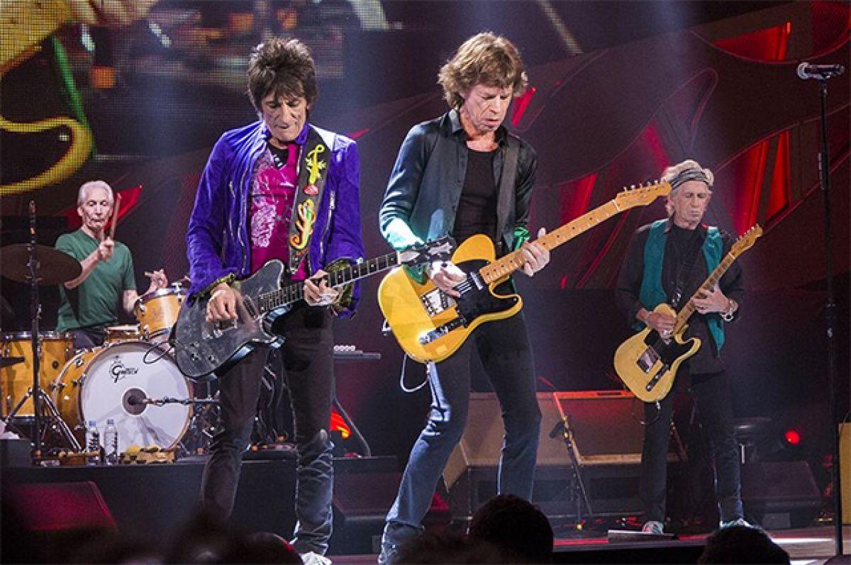 Дальше без «Brown Sugar». The Rolling Stones отказались петь про рабство