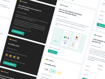 27 Welcome and onboarding email templates