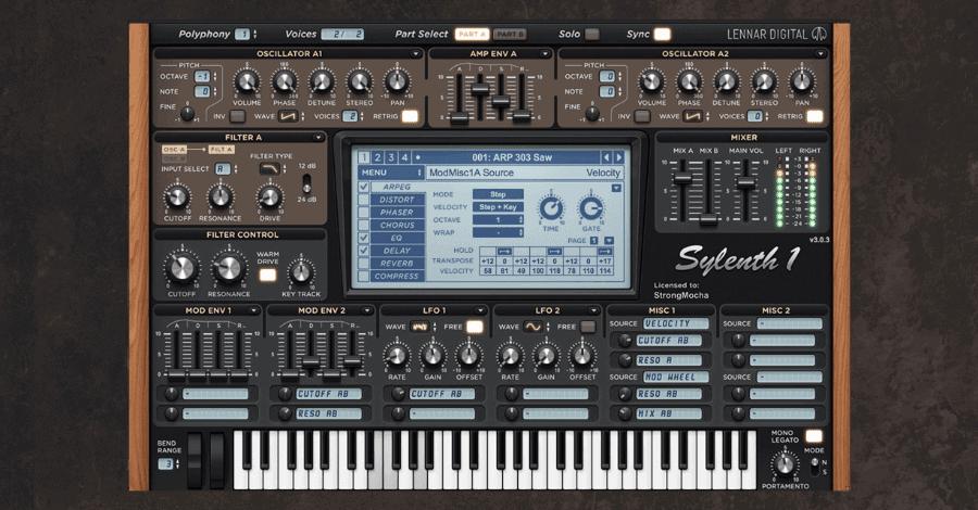 Best soft synths - Sylenth1