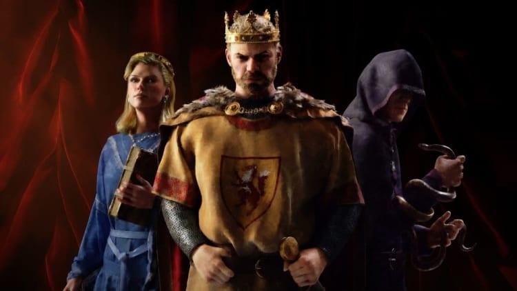 Crusader Kings III Best Price | Crusader Kings III Cheap | Big Thumbnail