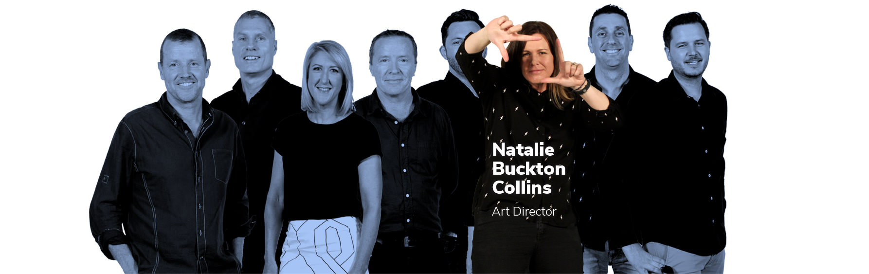 Natalie Buckton Collins - Art Director