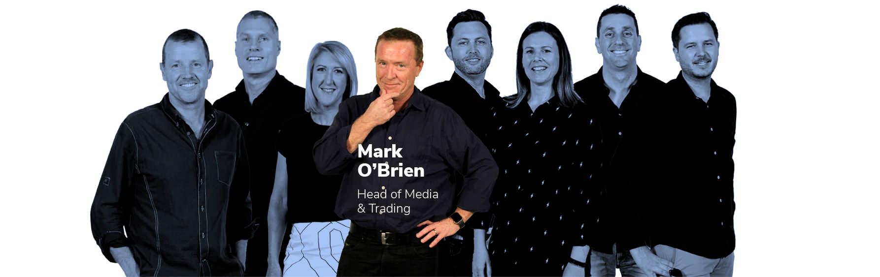 Mark O'Brien - Media Director