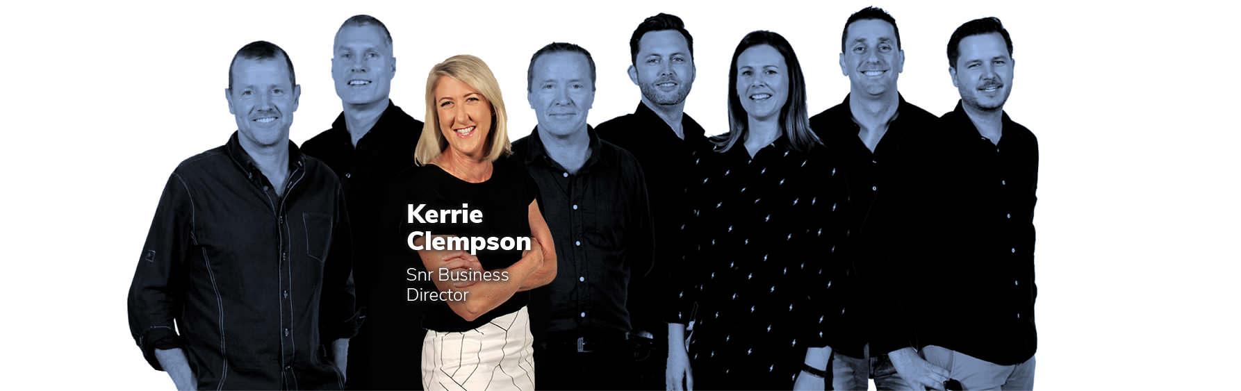Kerrie Clempson - Senior Account Director