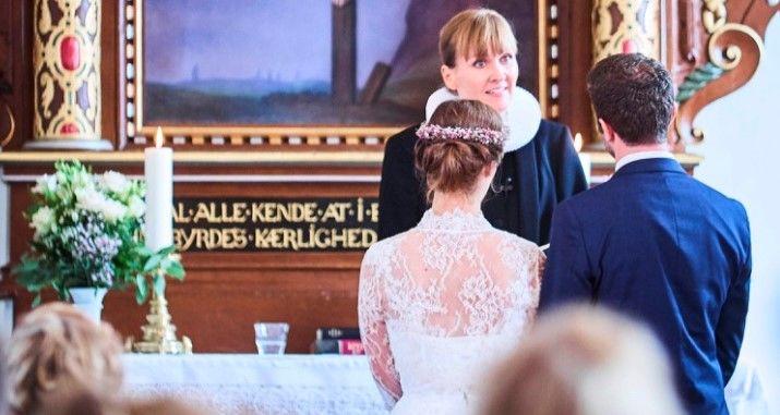 Bryllup i Gl. Rye Kirke