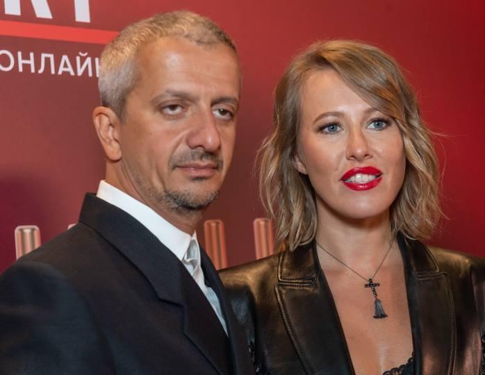 38-летняя Собчак назвала Богомолова своим «единственным мужчиной»
