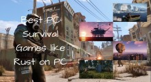 Best PC Survival Games like Rust on PC