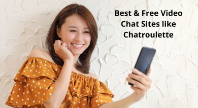 Best & Free Video Chat Sites like Chatroulette