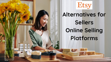 Best Etsy Alternatives for Sellers Online Selling Platforms