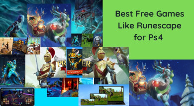 Best Free Games Like Runescape for Ps4