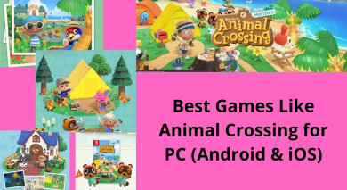 Best Games Like Animal Crossing for PC, Android & iOS
