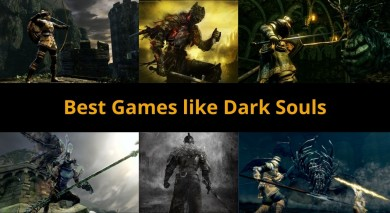 Best Games like Dark Souls but Easier