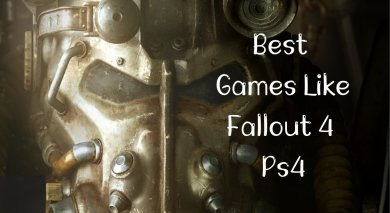 Best Games Like Fallout 4 Ps4