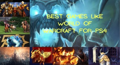 Best Games Like World of Warcraft for Ps4