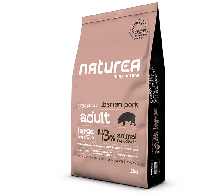 adult iberian pork package image