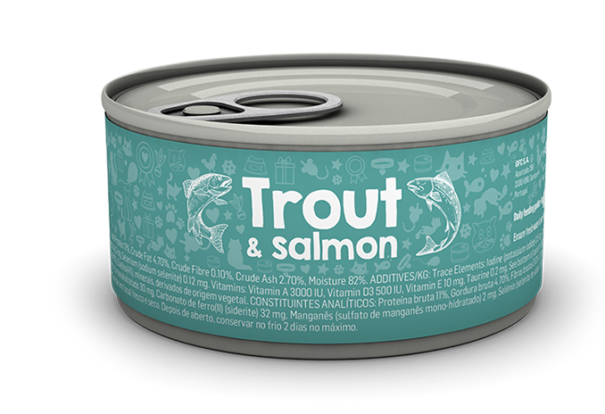 Trout & salmon package image