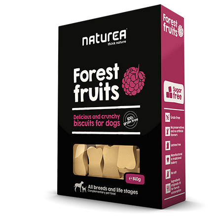 Forest fruits package image
