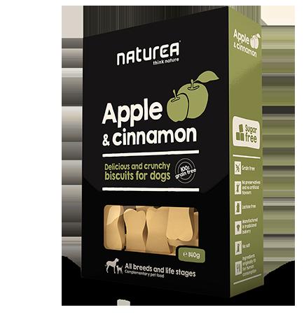Apple & cinnamon  package image