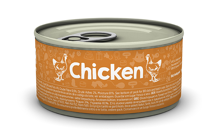 Chicken package image