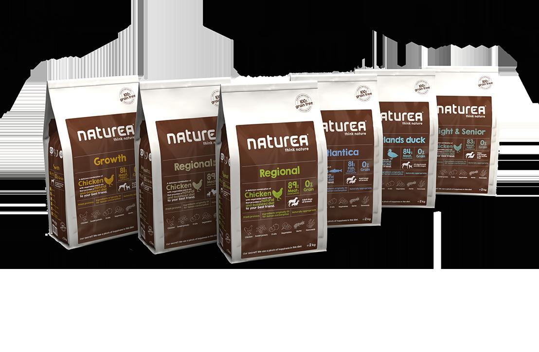 Grain Free dry food package image